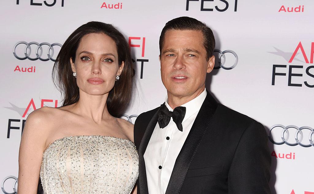 Анджелина Джоли продала картину, подаренную ей Брэдом Питтом, за 11, 5 миллионов-Фото 1