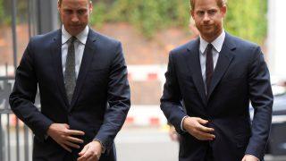 Принц Уильям нарушил тишину, и прокомментировал интервью младшего брата и его супруги-320x180