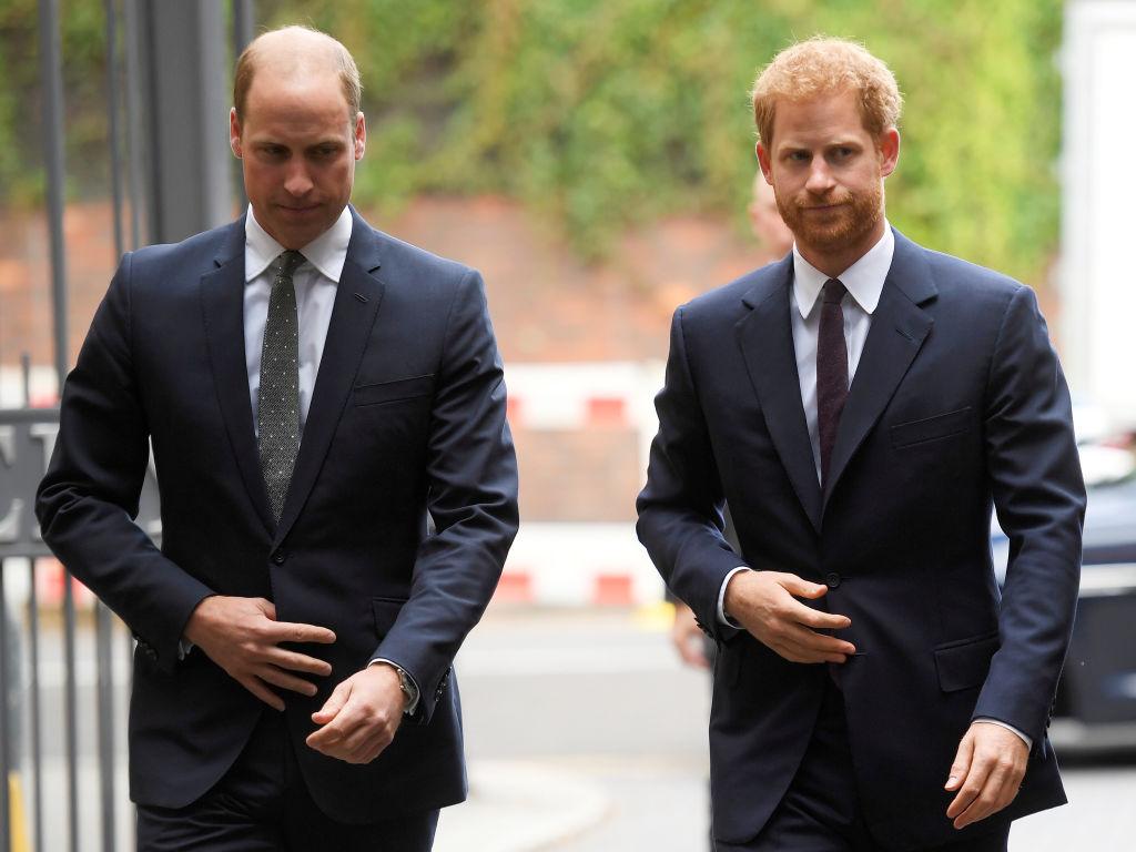 Принц Уильям нарушил тишину, и прокомментировал интервью младшего брата и его супруги-Фото 1