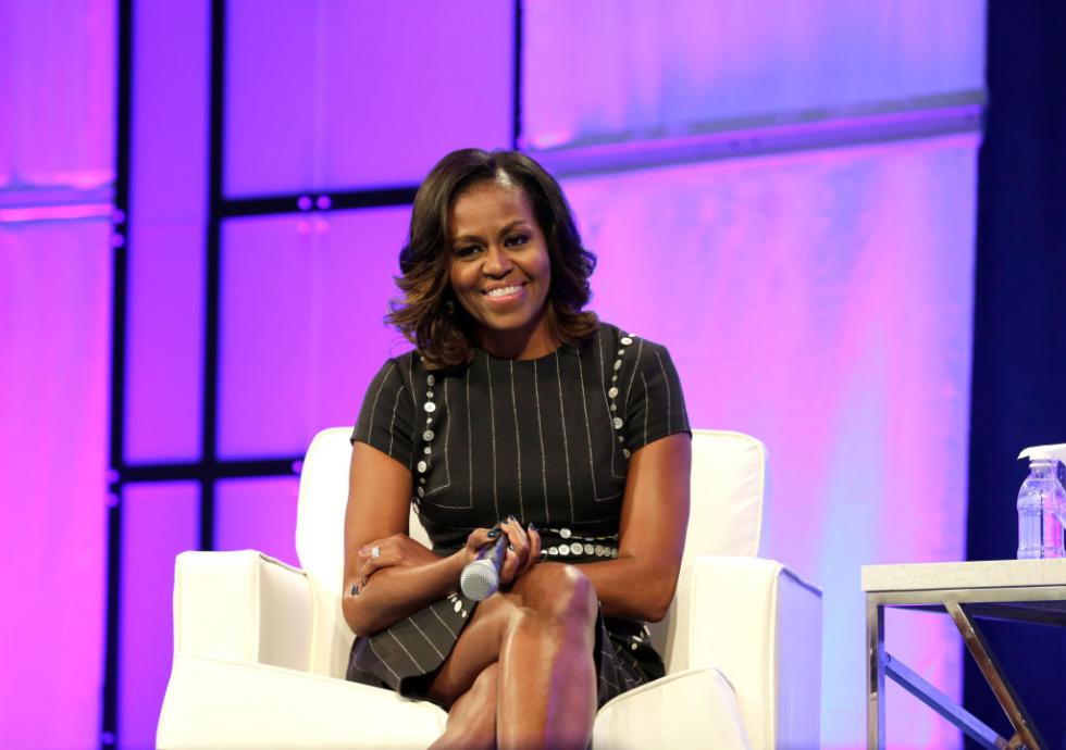 Мишель Обама рассказала, что думает об интервью Меган Маркл и принца Гарри-Фото 1