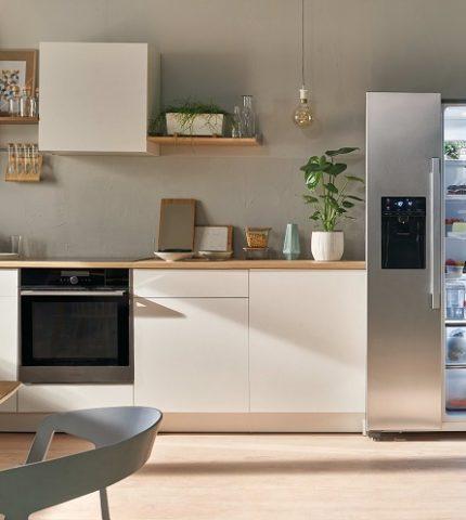Тиша, свіжість, економія: Переваги холодильників з інверторним компресором-430x480