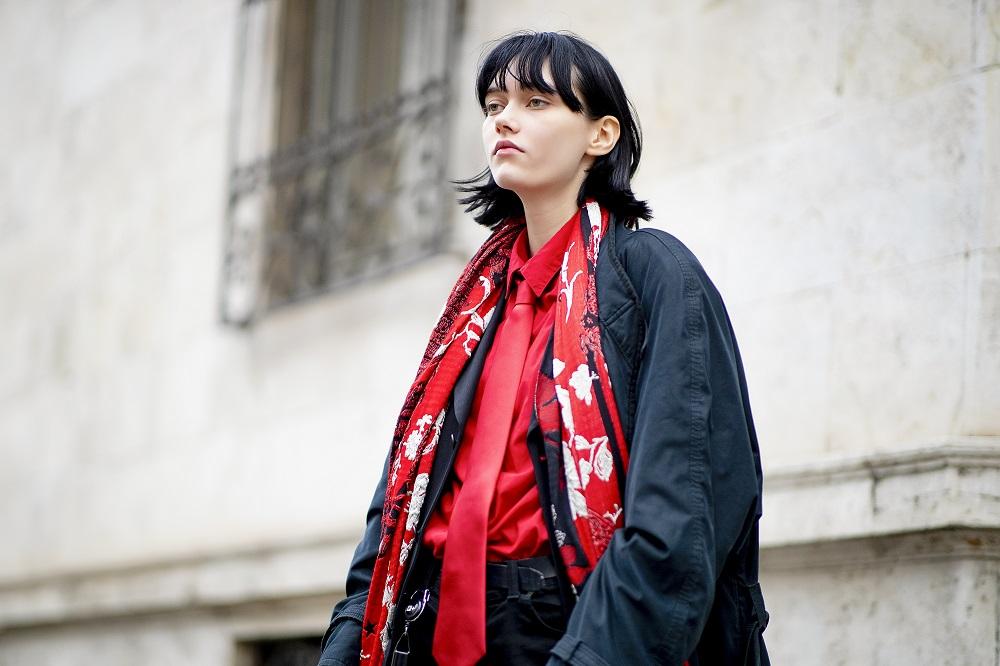 Стильный момент: Главныеstreetstyle-тренды на Неделе моды в Милане зимы 2021-Фото 1