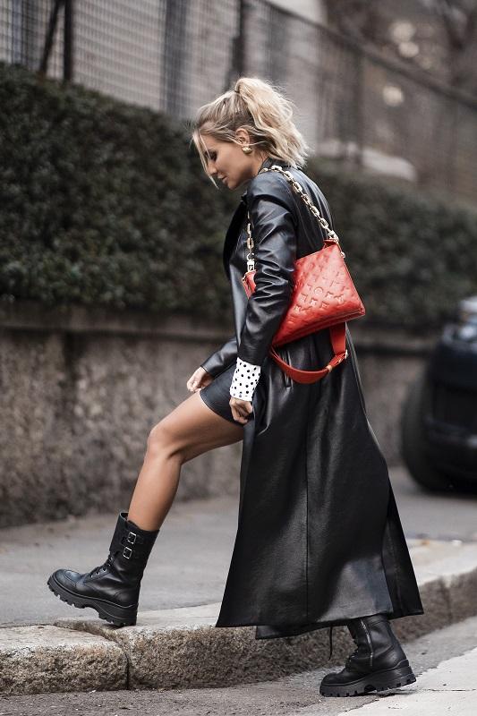 Стильный момент: Главныеstreetstyle-тренды на Неделе моды в Милане зимы 2021-Фото 3