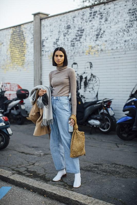 Стильный момент: Главныеstreetstyle-тренды на Неделе моды в Милане зимы 2021-Фото 5