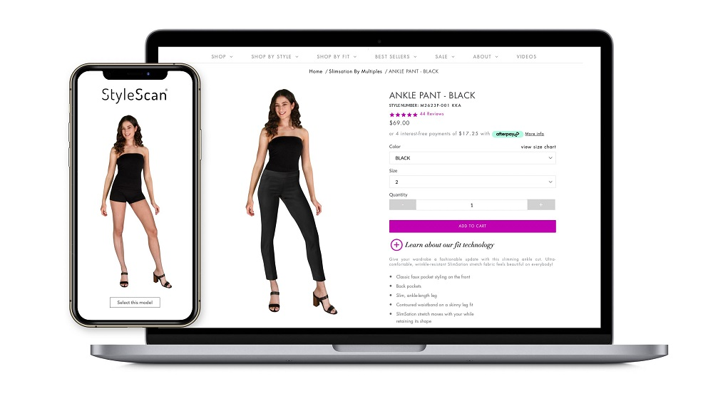 Larissa Posner: Как компания StyleScanпревращает виртуальную примерку одежды в реальность-Фото 3
