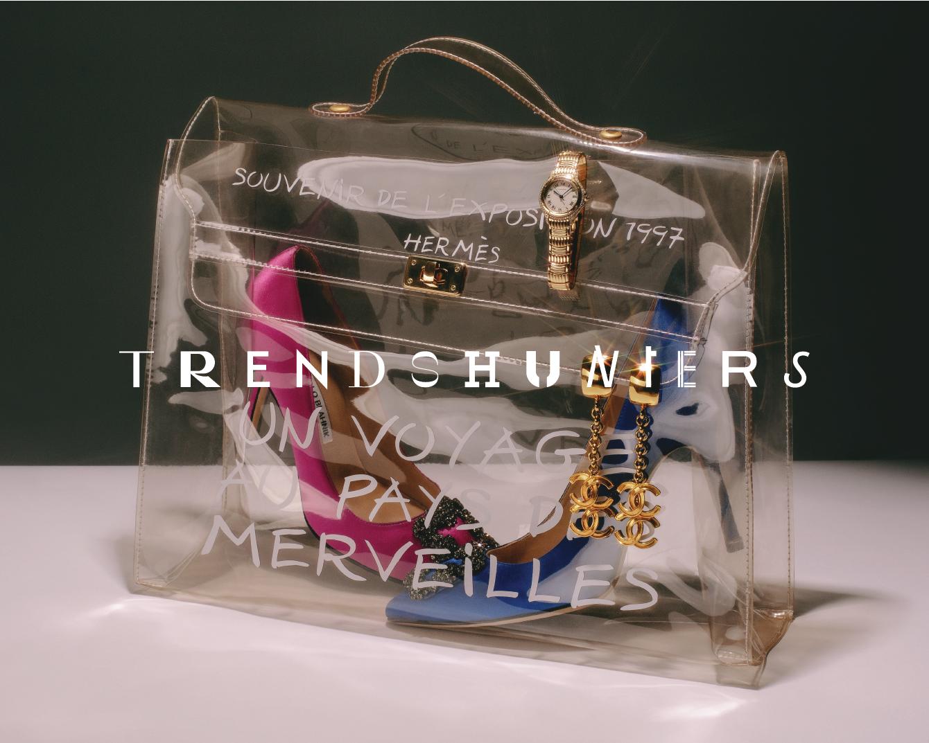 Первый онлайн-маркетплейс сегмента «люкс» — Marie Claire x TRENDS HUNTERS-Фото 1