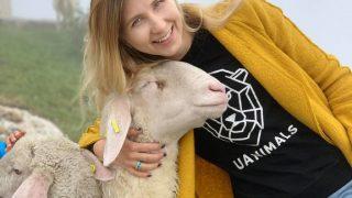 Про що жінка мовчить: Ольга Чевганюк, співзасновниця зоозахисної громадської організації UAnimals-320x180