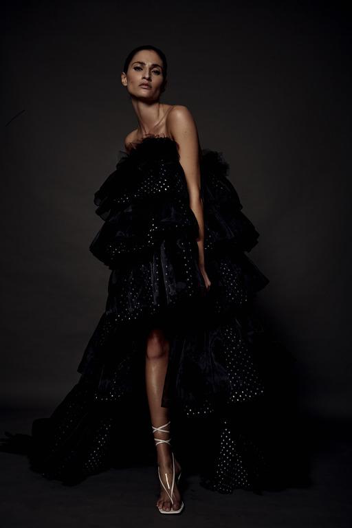 Питер Кардона fashion-съемка