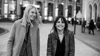 Small Talk: Даша Малахова, Наталія Чижова, продюсерки проєкту «Театр 360 градусів»-320x180