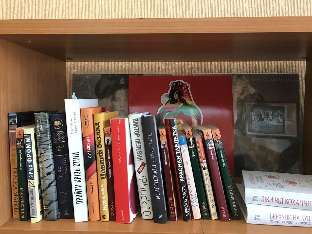 книги любимые