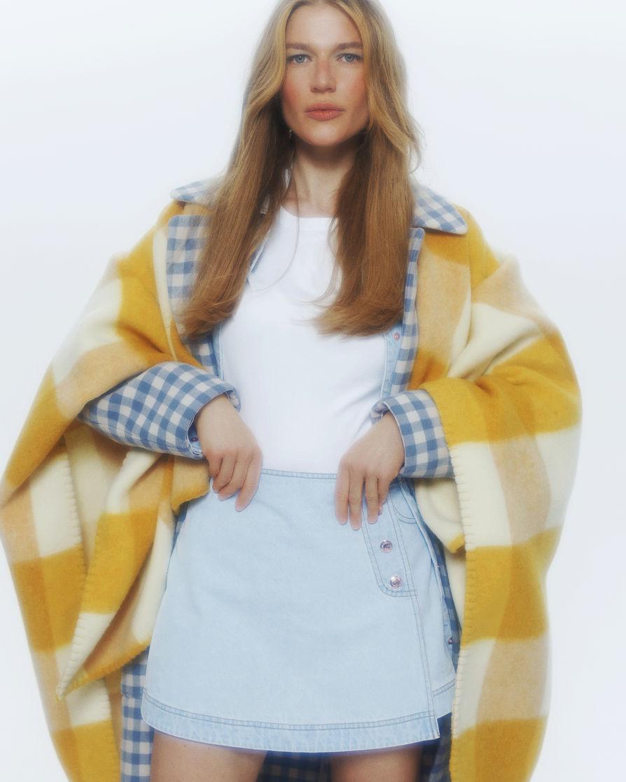 Бренд the COAT by Katya Silchenko представил лукбук новой коллекции весна-лето 2021-Фото 8