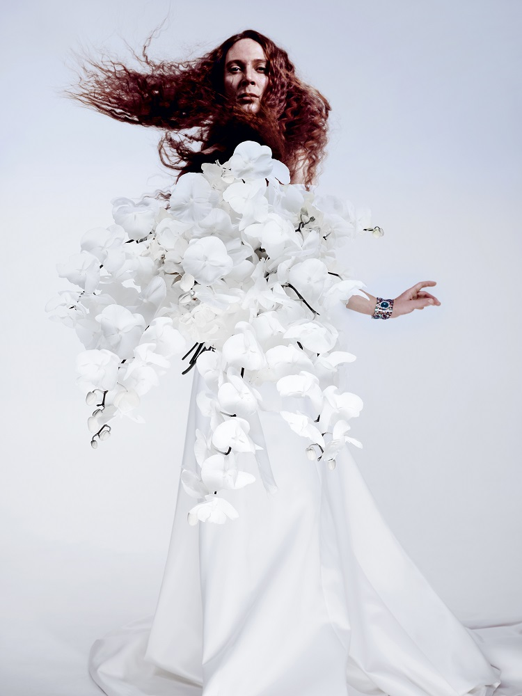 Бренд Fiori представив весільний букет до сезону 2021, під назвою «Mellow white»-Фото 7