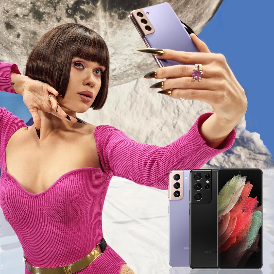 Знімайте як режисер: Нова спільна відеоробота Samsung та MONATIK Corporation-Фото 1