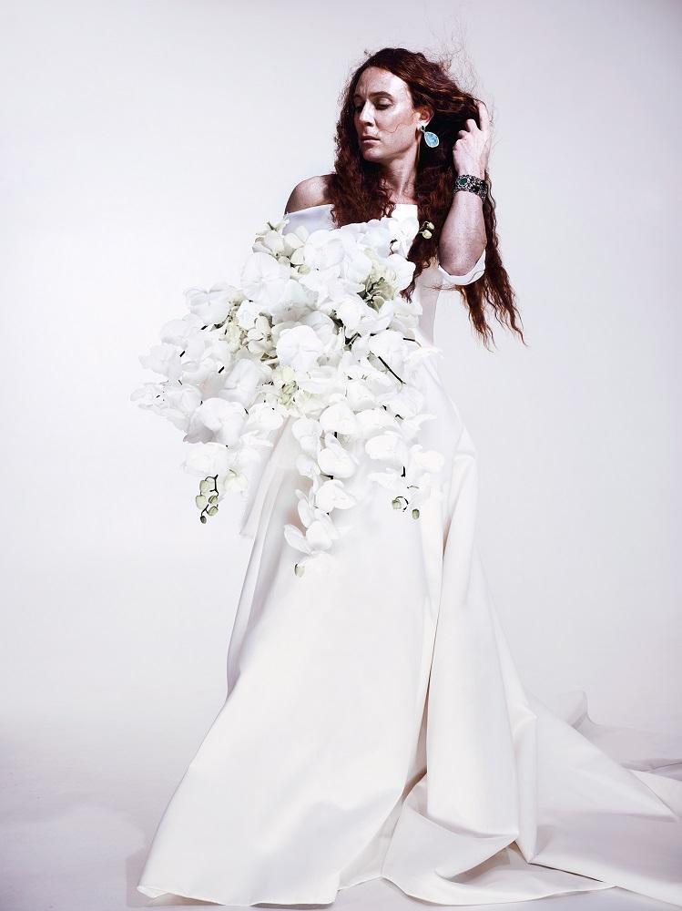 Бренд Fiori представив весільний букет до сезону 2021, під назвою «Mellow white»-Фото 6
