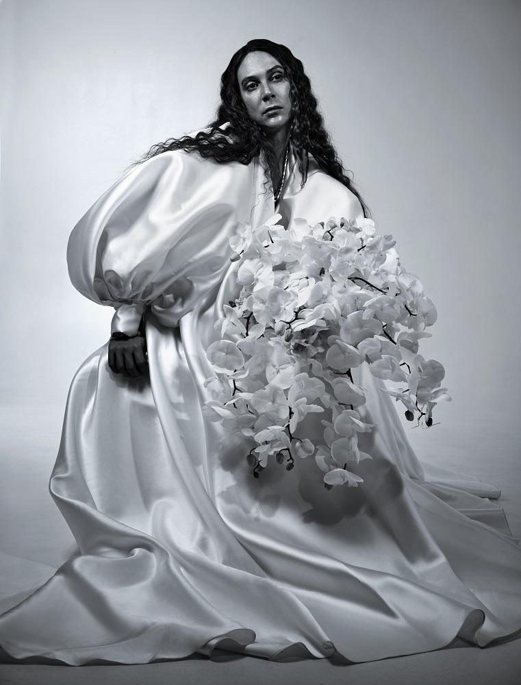 Бренд Fiori представив весільний букет до сезону 2021, під назвою «Mellow white»-Фото 1
