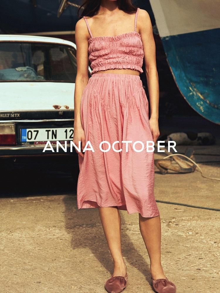 Естетика тілесності у новій колекції Anna October-Фото 1