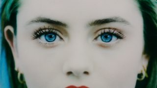 Мини-я: ДочьХайдиКлумвпервые снялась сольно для обложки журнала-320x180