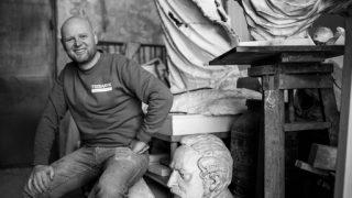 Small Talk: Володимир Цісарик, автор колекції Quarantine Art та скульптури для Тіни Кароль-320x180