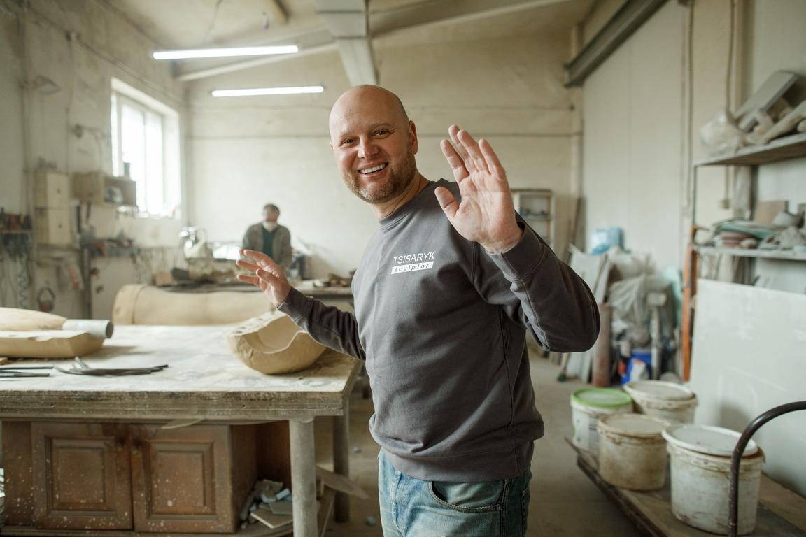 Small Talk: Володимир Цісарик, автор колекції Quarantine Art та скульптури для Тіни Кароль-Фото 7