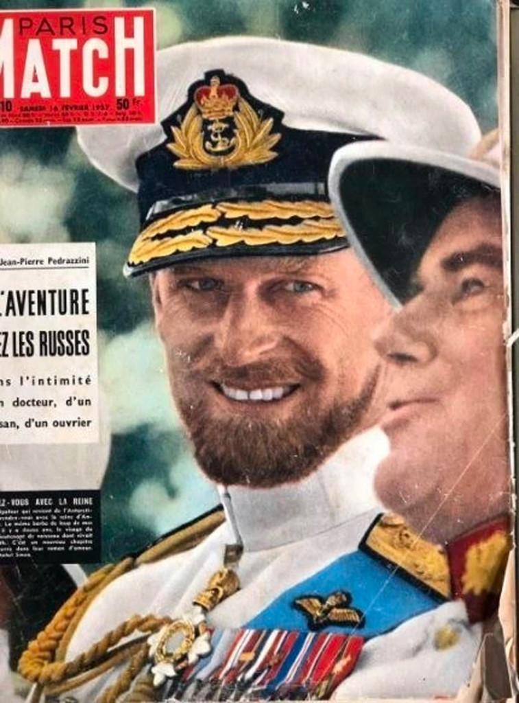 На кого похож принц Гарри: Точная копия своего деда-Фото 1