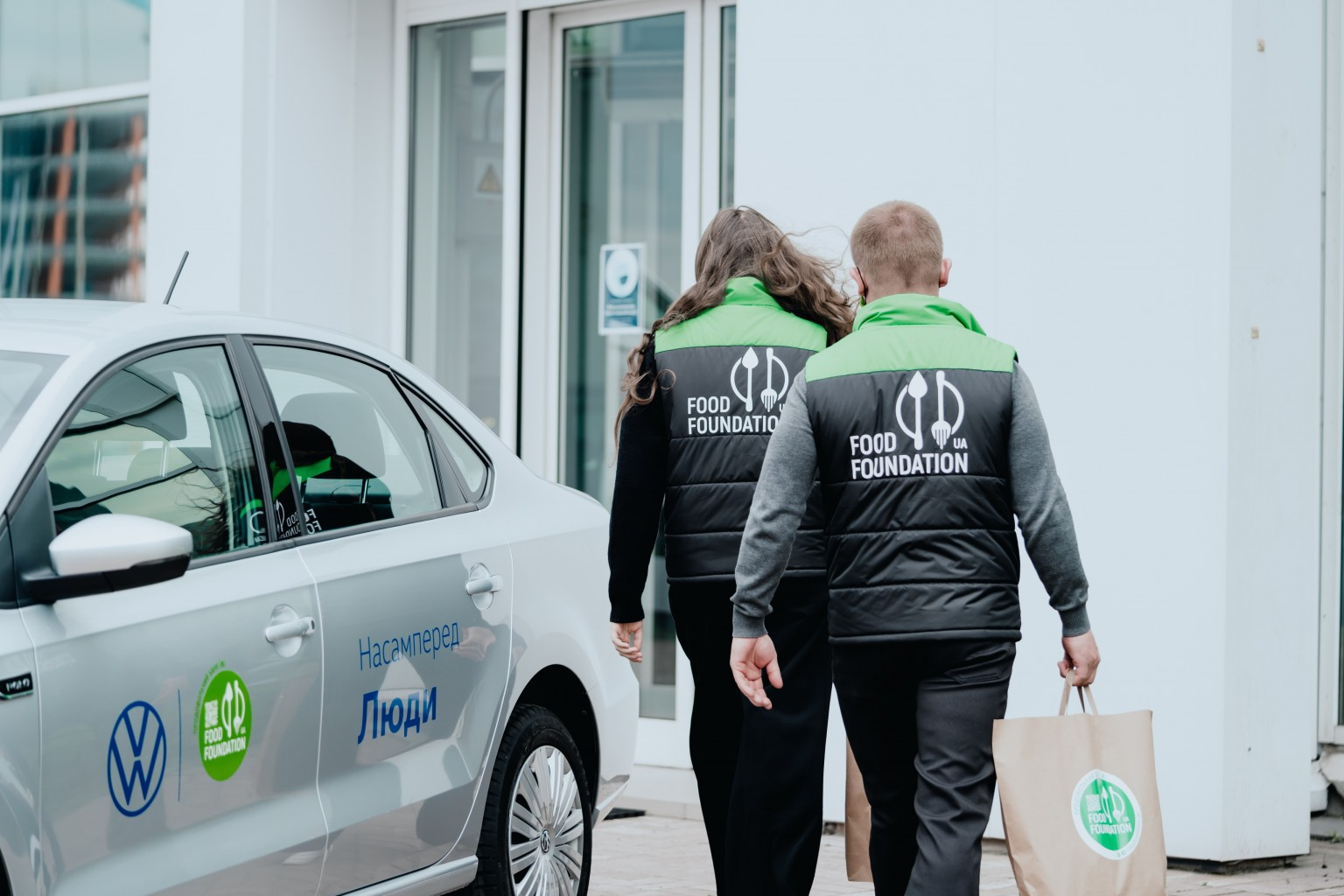 Volkswagen в Україні надає автомобілі для боротьби з голодом, та закликає до відповідального споживання-Фото 2