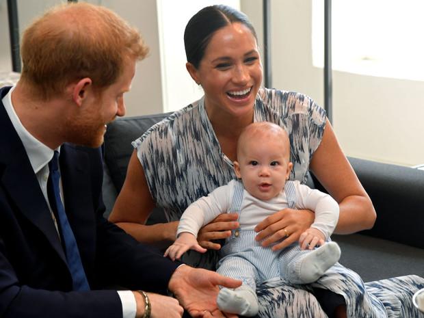 Принц Гарри рассказал, каким было одно из первых слов, сказанных его сыном Арчи-Фото 2