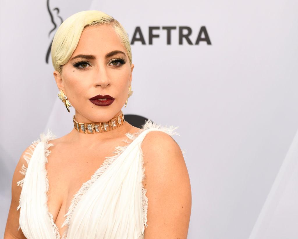 Леди Гага впервые рассказала о том, что была беременна-Фото 2