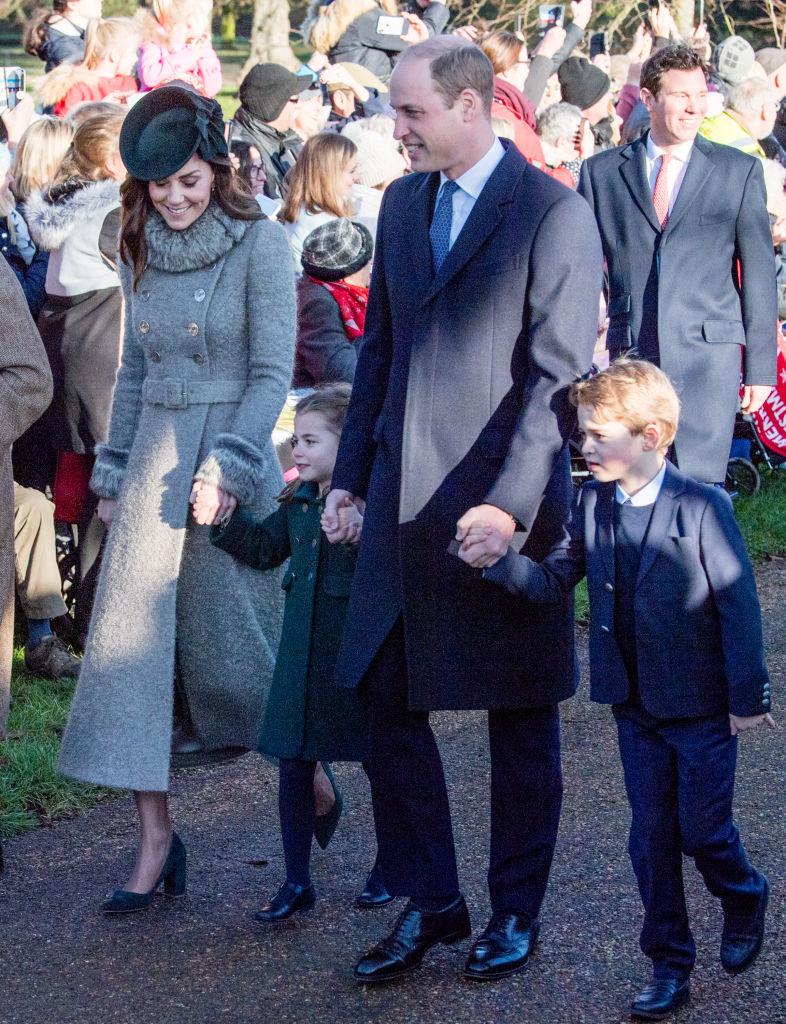 Принц Уильям рассказал, как семьяотметилашестой день рождения принцессы Шарлотты-Фото 2