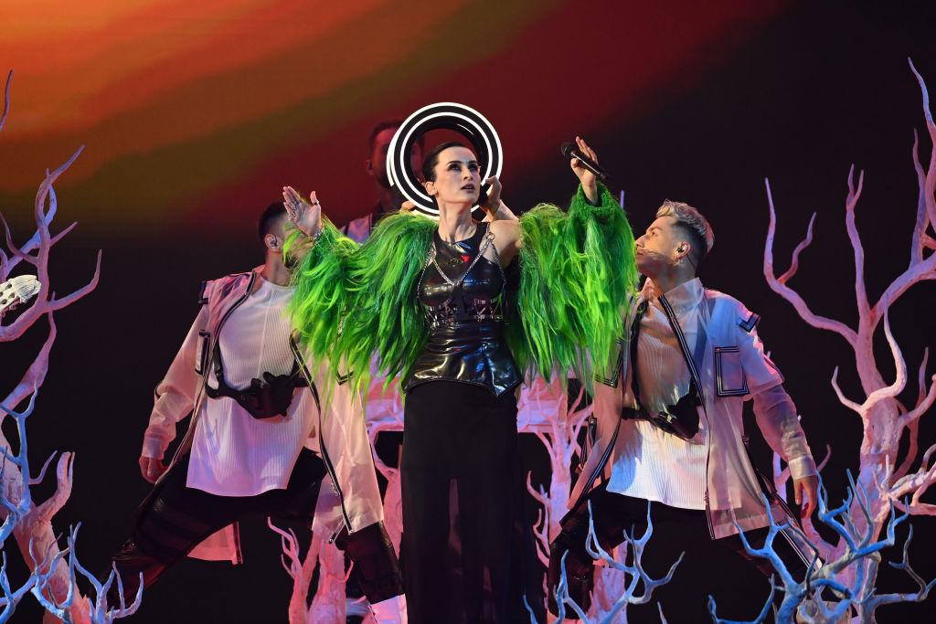 Победители Евровидения-2021 группаManeskinпройдут тест на наркотики-Фото 5