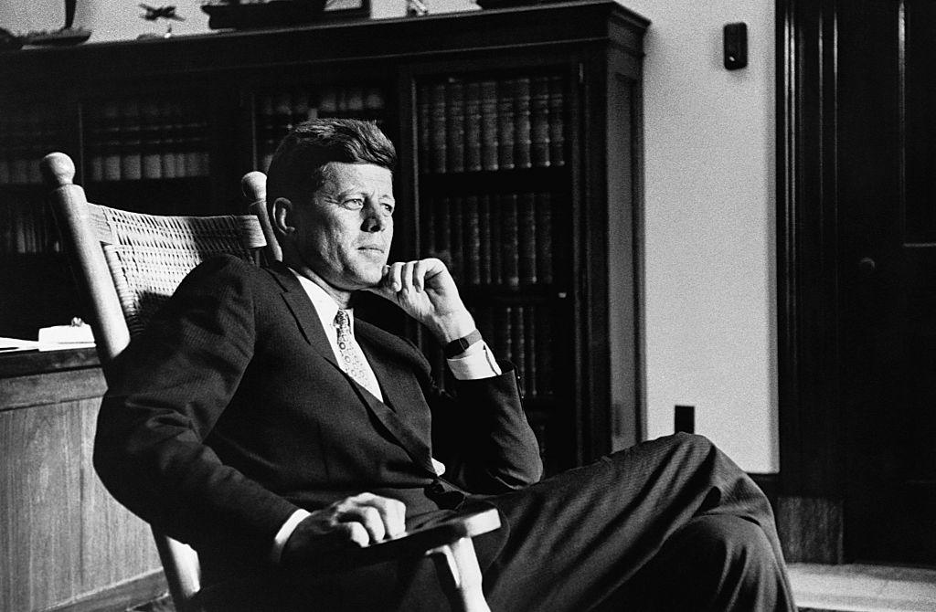 Письма Джона Кеннеди к любовнице будут проданы на аукционе-Фото 1
