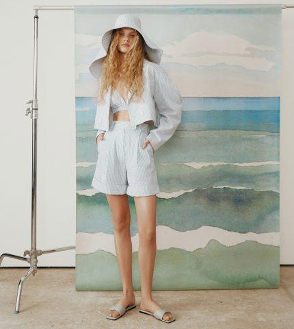 J'amemme Resort'21: Сезонная капсула, вдохновленная полотнами Поля Синьяка-430x480