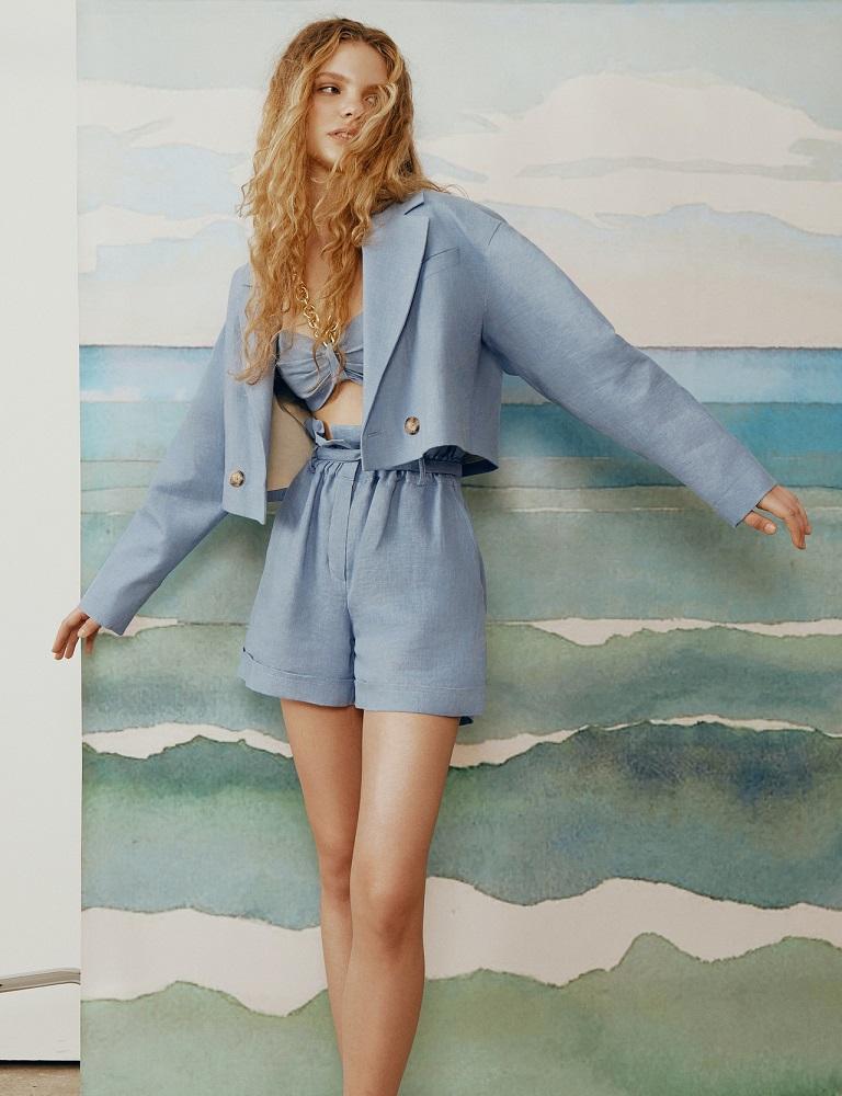 J'amemme Resort'21: Сезонная капсула, вдохновленная полотнами Поля Синьяка-Фото 1