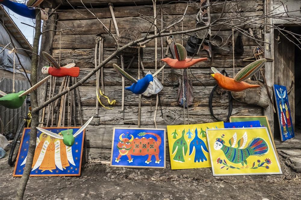 Коло традиції: Маркетинг для наївного мистецтва-Фото 1