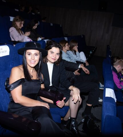 Вперше в історії кінофестивалю Молодість відбувся показ fashion-фільмів-430x480