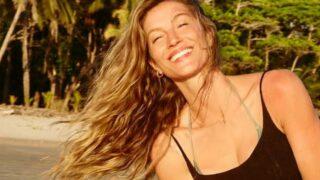 Пляжный лук: Жизель Бюндхен демонстрирует идеальное тело 40-летней женщины-320x180