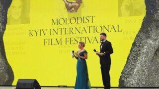 Єгор Гордєєв та Ірма Вітовська оголосили переможців ювілейного кінофестивалю «Молодість»-320x180