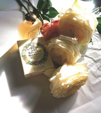Средневековая история: Уникальные ароматы от Santa Maria Novella-430x480