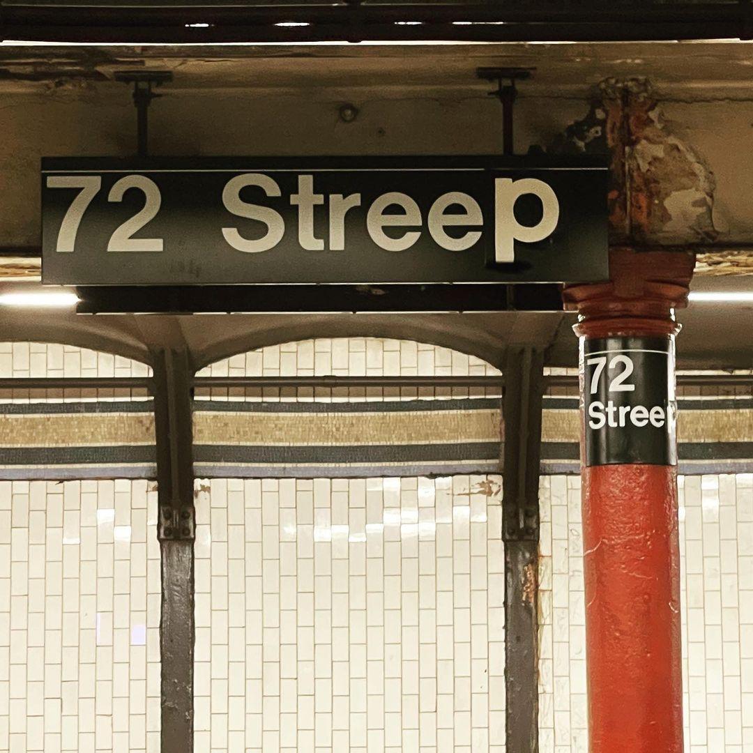 Момент славы: ИменемМэрилСтрип назвали станцию нью-йоркского метрополитена-Фото 1