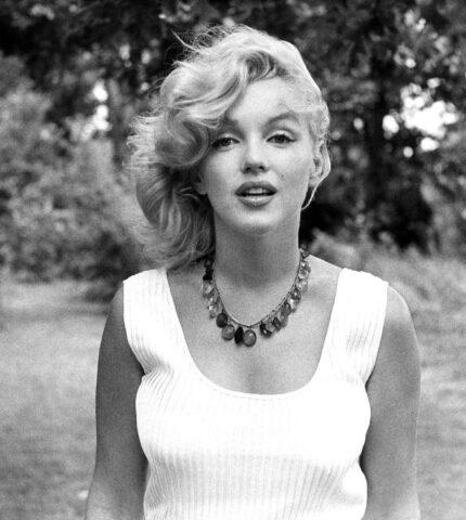 Ретро гайд: 7 любимых летних образов Мэрилин Монро и их современное прочтение-430x480
