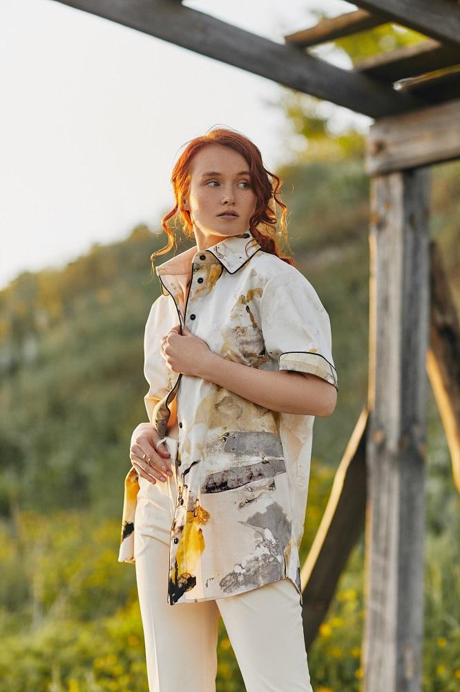 Єднання з природою в літній колекції українського брендуKohai-Фото 5