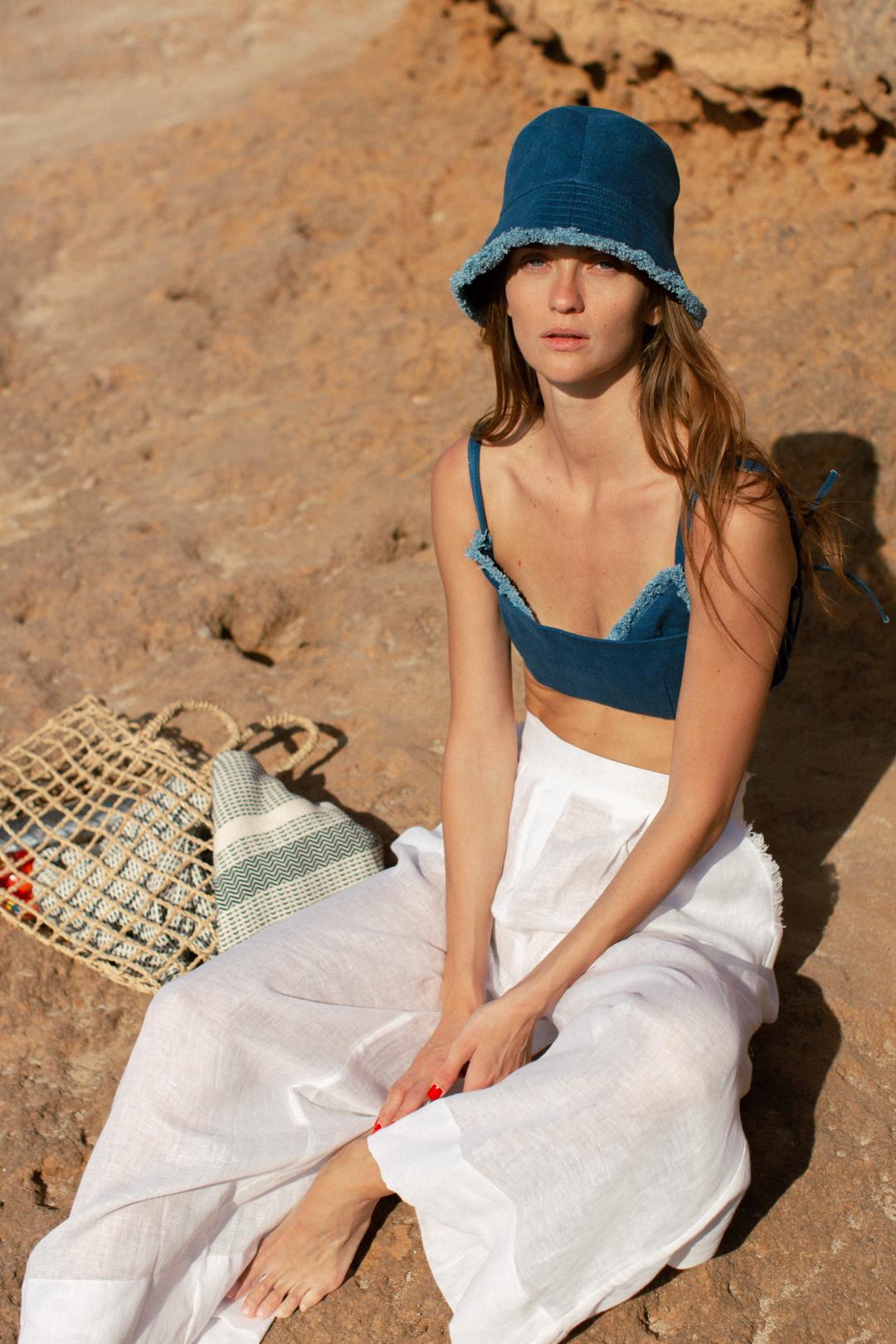 Музой новой коллекции Atelier Handmade стала украинская модель Элла Кандыба-Фото 10