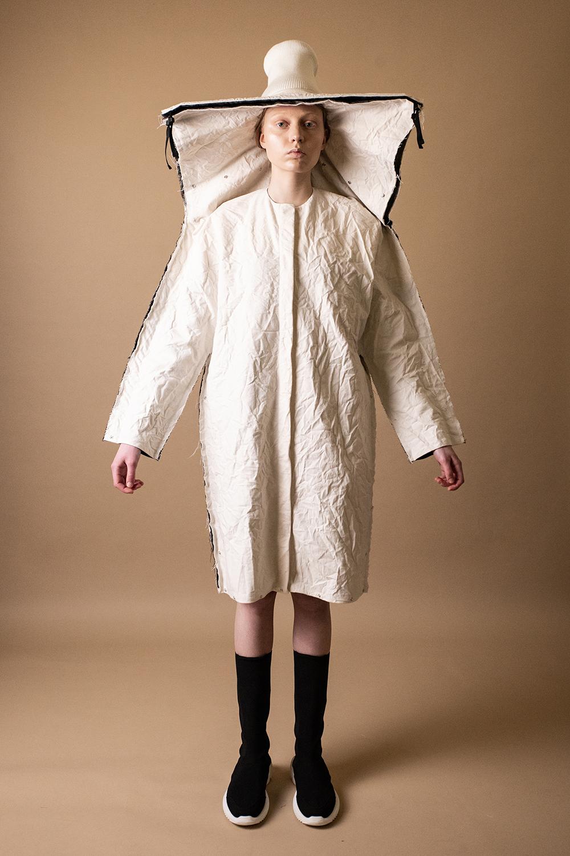 DZHUS AW21: «SURROGATE» — новая коллекция инновационного украинского бренда одежды-Фото 1