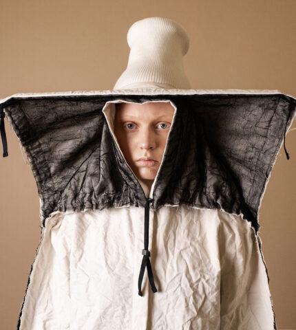 DZHUS AW21: «SURROGATE» — новая коллекция инновационного украинского бренда одежды-430x480