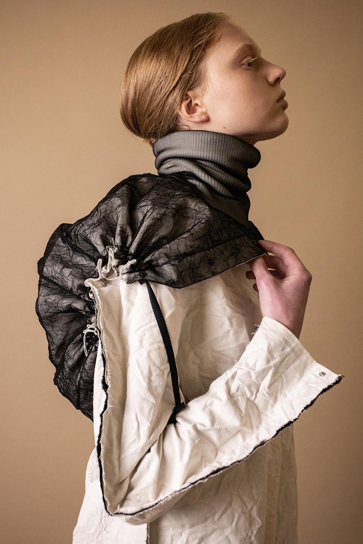 DZHUS AW21: «SURROGATE» — новая коллекция инновационного украинского бренда одежды-Фото 2