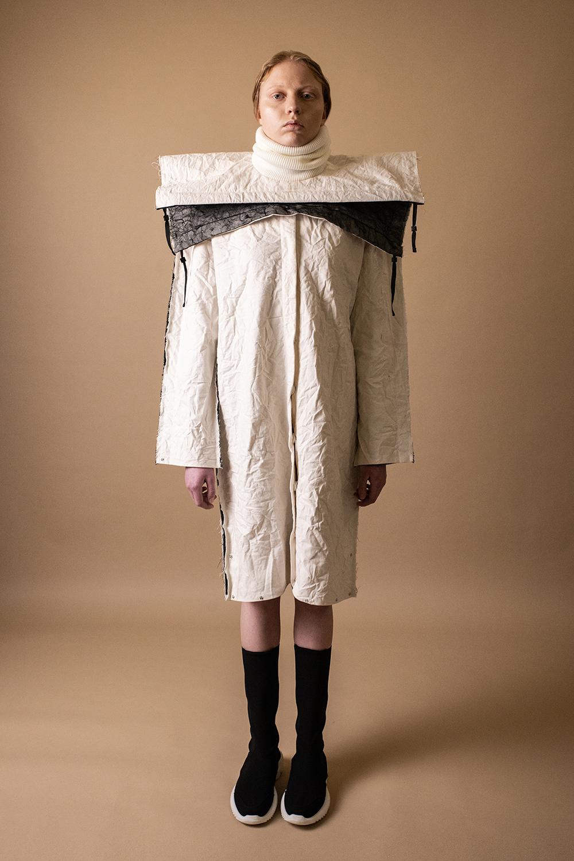 DZHUS AW21: «SURROGATE» — новая коллекция инновационного украинского бренда одежды-Фото 3
