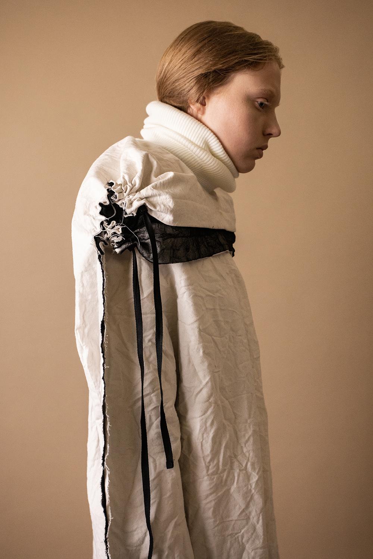 DZHUS AW21: «SURROGATE» — новая коллекция инновационного украинского бренда одежды-Фото 4