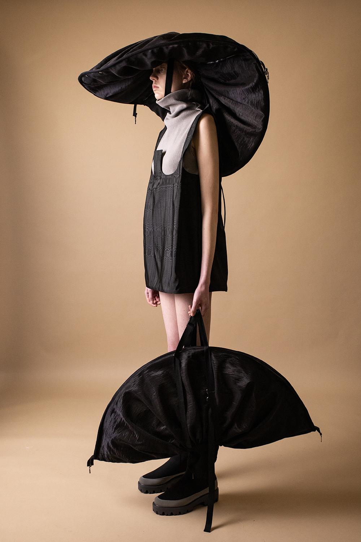 DZHUS AW21: «SURROGATE» — новая коллекция инновационного украинского бренда одежды-Фото 8