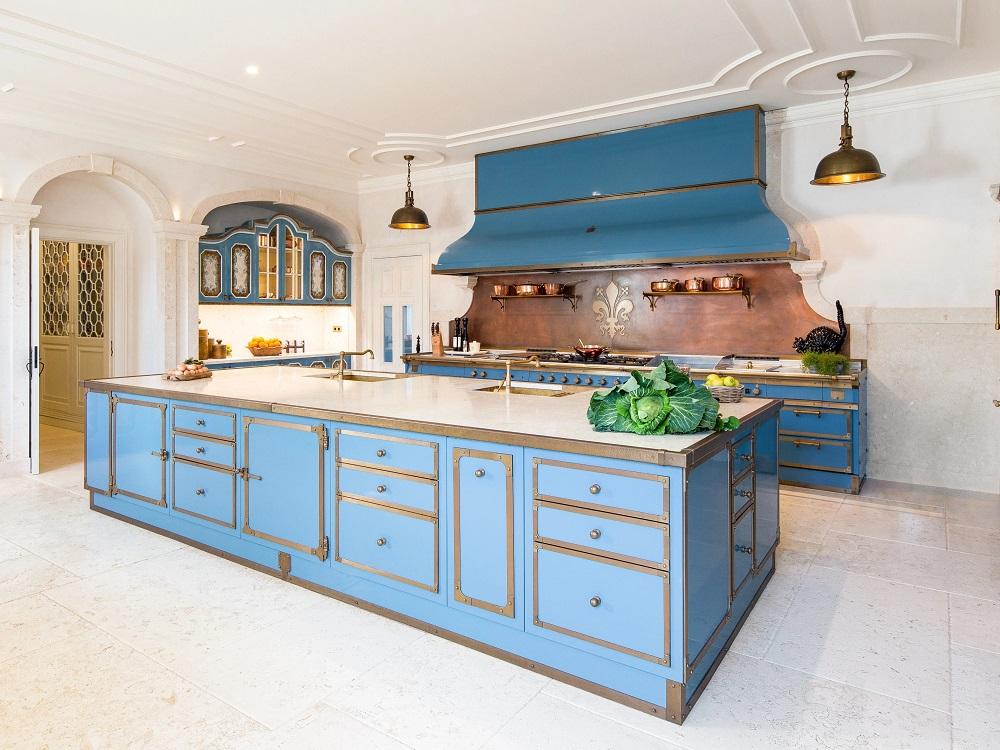 Как правильно подобрать цветовую гамму при дизайне кухни-Фото 5