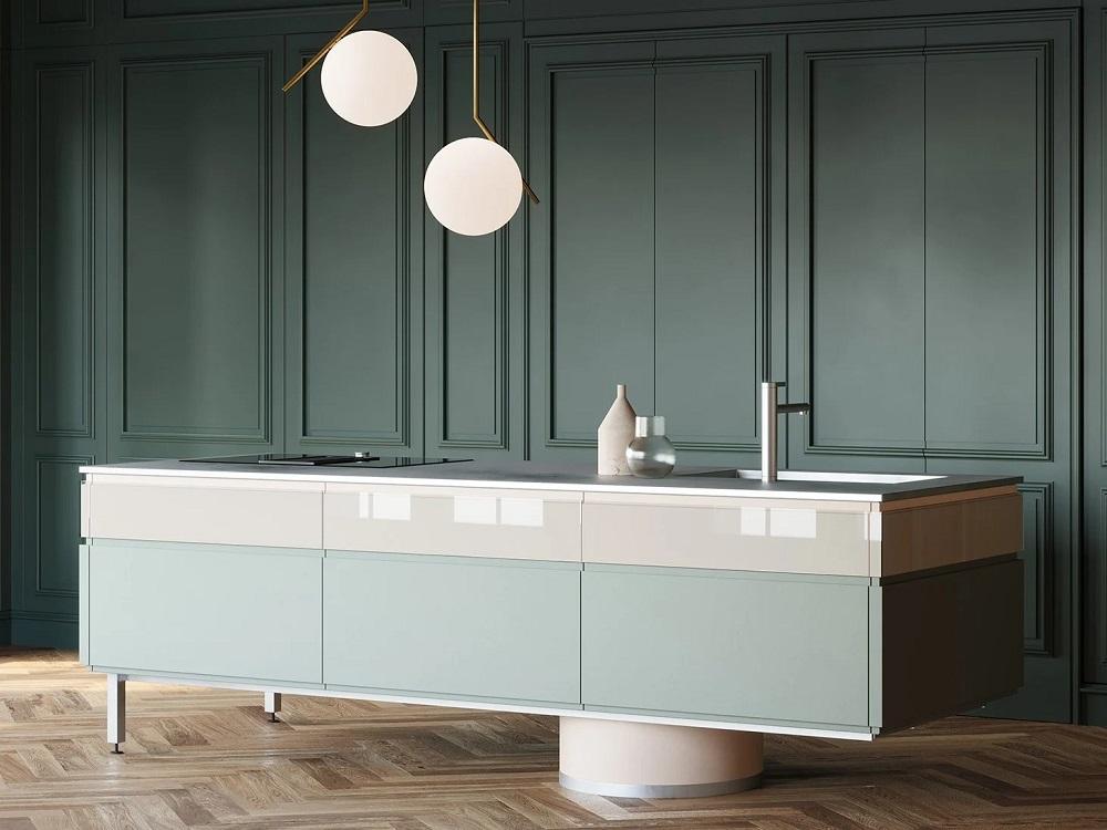 Как правильно подобрать цветовую гамму при дизайне кухни-Фото 2