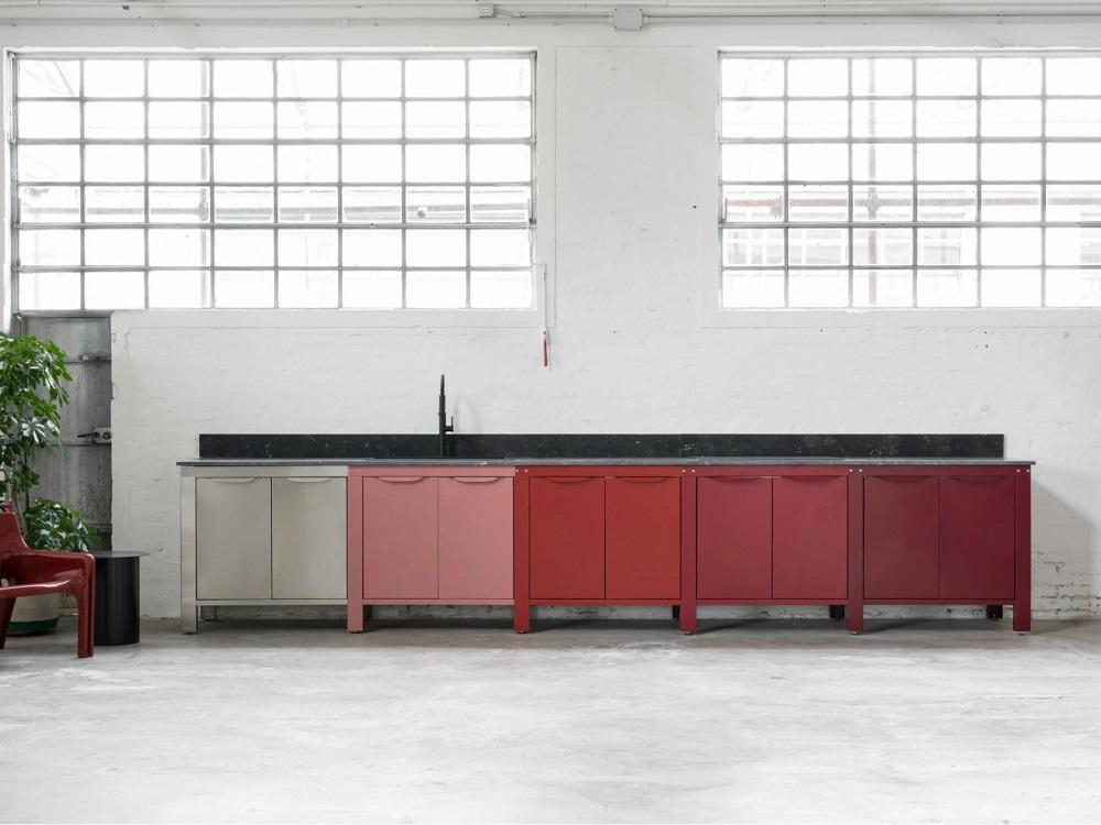 Как правильно подобрать цветовую гамму при дизайне кухни-Фото 3
